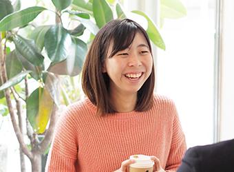 石井絵奈梨 学生サポートスタッフ